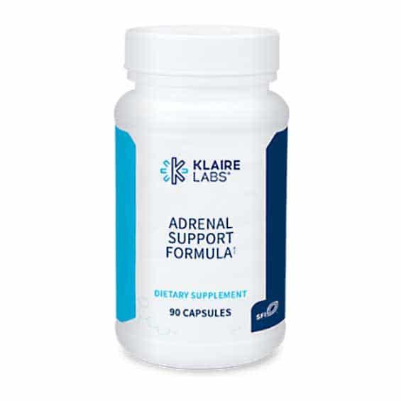 adrenal-support-formula-klaire-labs-supplements-pure-life-pharmacy-baldwin-county-foley-alabama