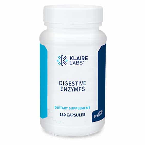 digestive-enzymes-klaire-labs-supplements-pure-life-pharmacy-baldwin-county-foley-alabama