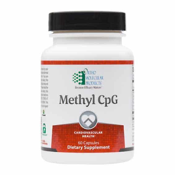 methyl-cpg-ortho-molecular-supplements-pure-life-pharmacy-baldwin-county-foley-alabama