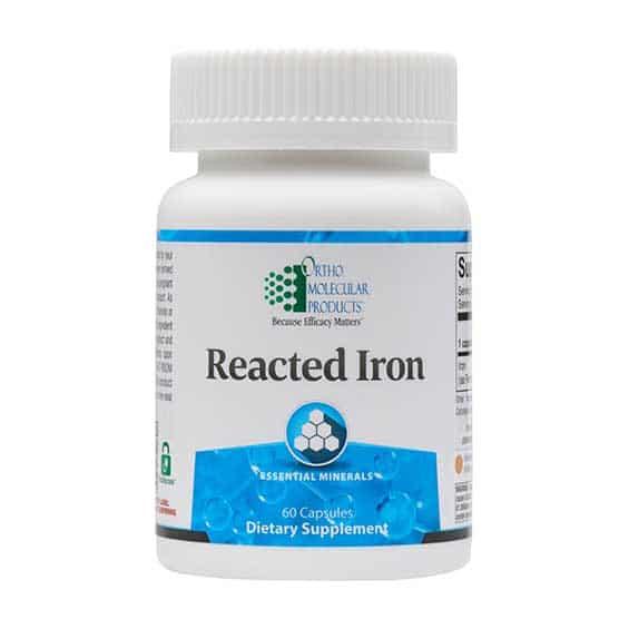 reacted-iron-ortho-molecular-supplements-pure-life-pharmacy-baldwin-county-foley-alabama