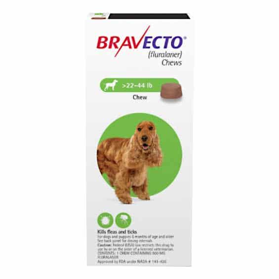 bravecto-flea-tick-dog-medication-pure-life-pharmacy-veterinary-medications