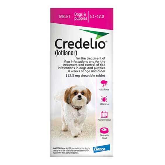 credelio-for-dogs-flea-prevention-pure-life-pharmacy-alabama