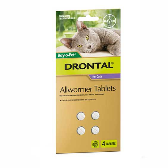 drontal-allwormer-tablets-for-cats-pure-life-pharmacy-veterinary-medications-foley-alabama