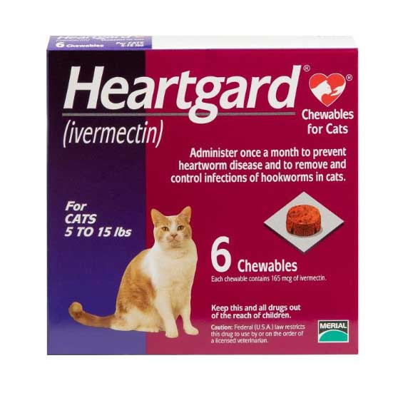 heartgard-chewables-for-cats-pure-life-pharmacy-foley-alabama-cat-medications