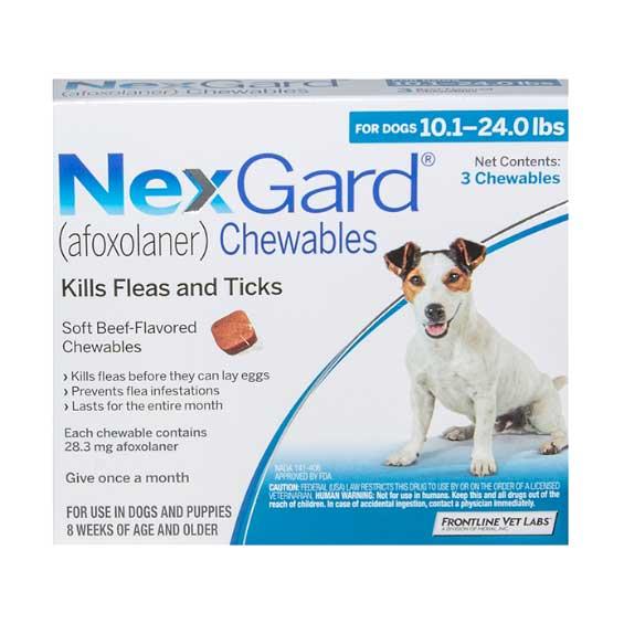 nexguard-dog-chewables-dog-flea-and-tick-medication-pure-life-pharmacy-veterinary-medications