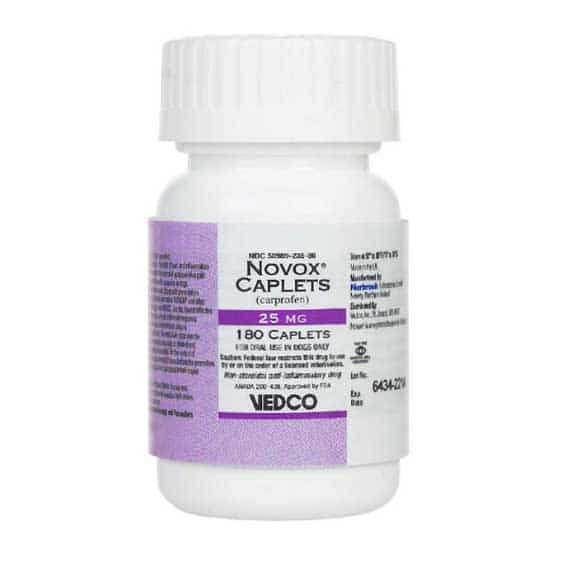 novox-carprofen-rimadyl-dog-pain-treatment-pure-life-pharmacy-alabama