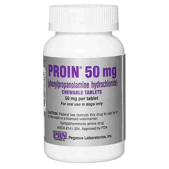 proin-urinary-incontinence-dog-pure-life-pharmacy-alabama