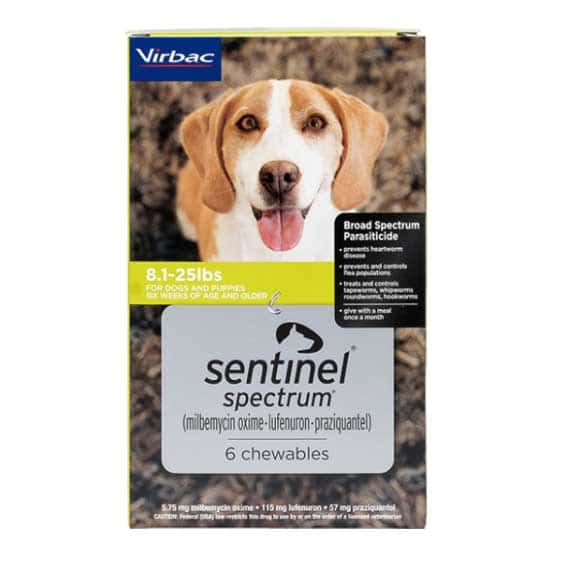 sentinel-spectrum-heartworm-prevention-dogs-pure-life-pharmacy-alabama