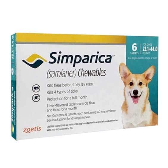 simparica-flea-prevention-puppy-dog-treatment-pure-life-pharmacy-alabama