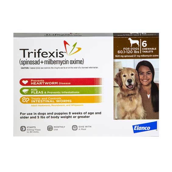 trifexis-heartworm-flea-tick-prevention-dog-treatment-pure-life-pharmacy-alabama